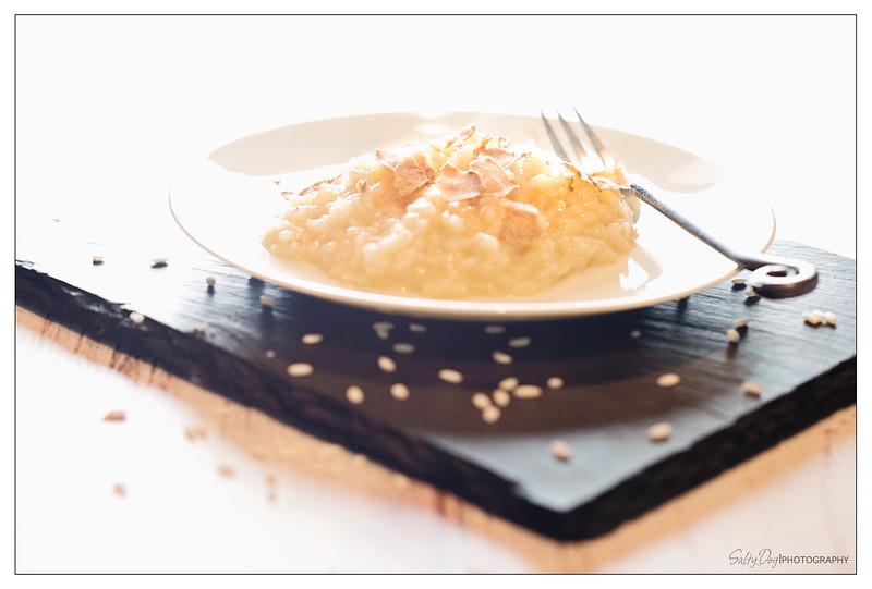 Fresh White Truffle Risotto