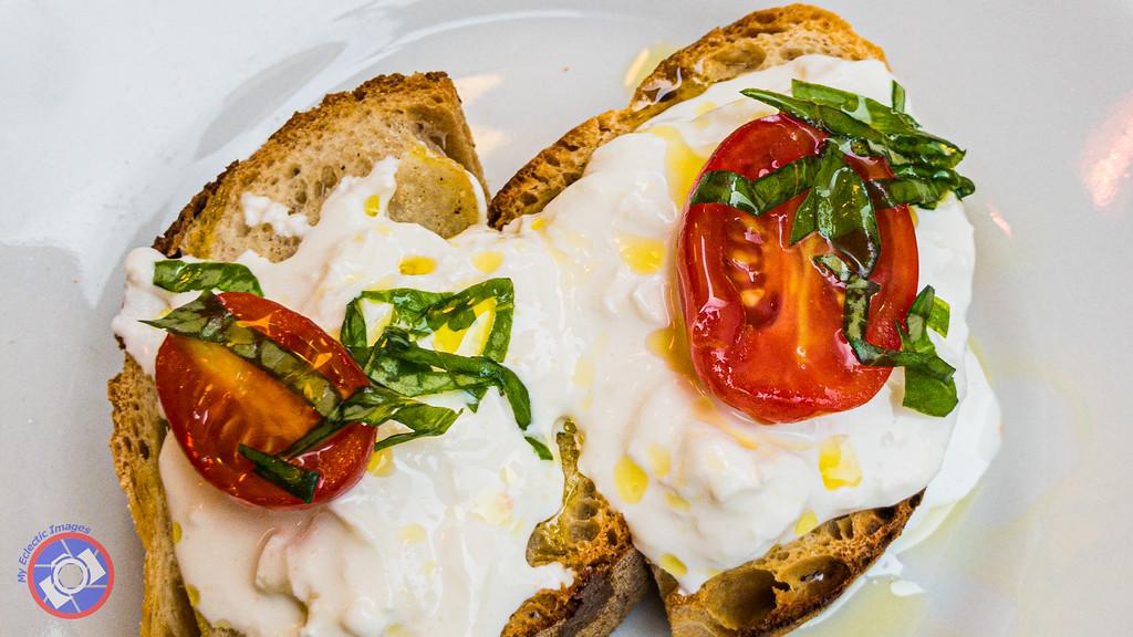 Fresh Burrata - an Italian Delicacy  (©simon@myeclecticimages.com)