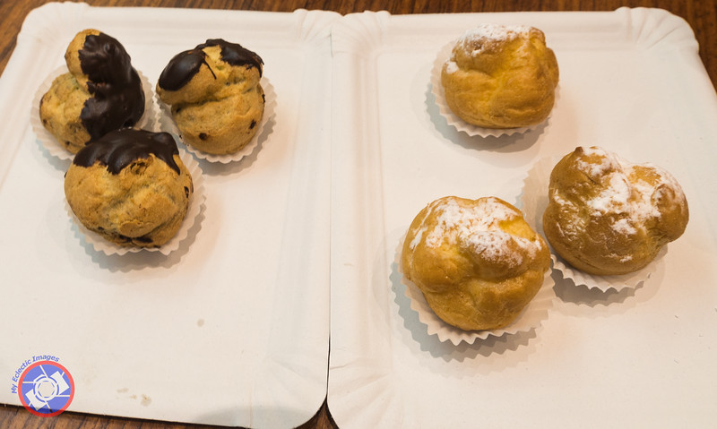 Pastries at Pattini Dolciai a Milano (©simon@myeclecticimages.com)