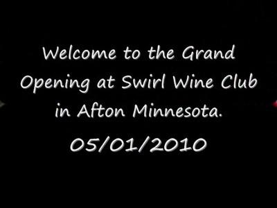 Weclome to Swirl_Grand Opening