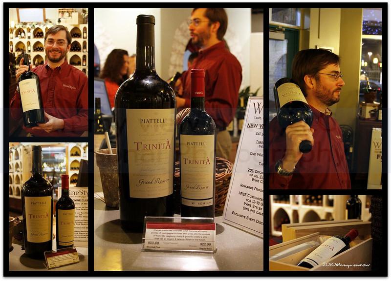 2010-01-15 WineStyles