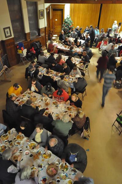 2014 Berkshire Food Project Thanksgiving Dinner-112414