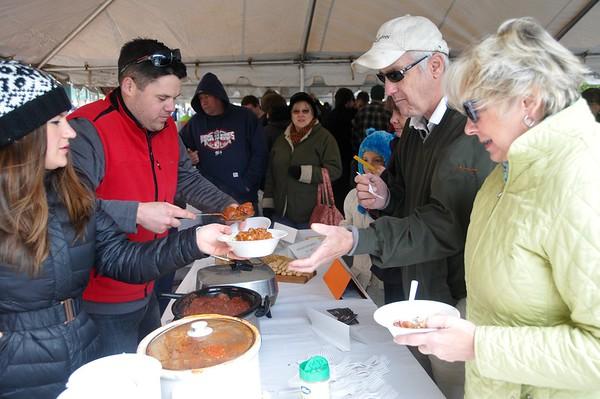 Berkshire Food Festival in North Adams