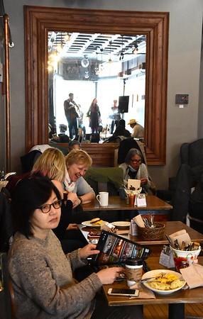 Dottie's Coffee Lounge Brunch