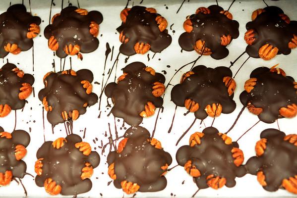 H.R. Zeppelin Chocolates