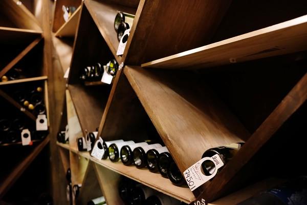 Wine Cellar at Blantyre