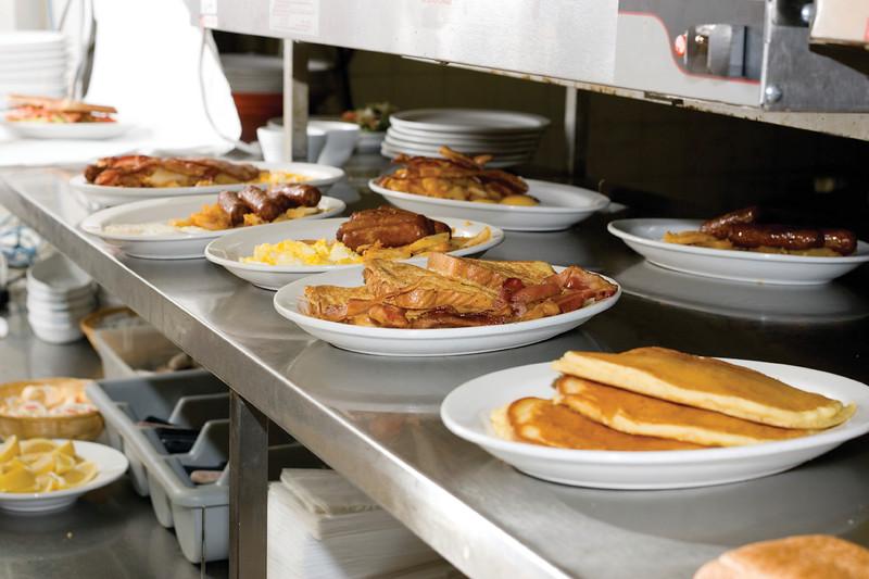 Food - Breakfast Restaurant Kitchen