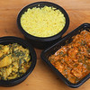 Indian Curry & Rice Ready Meal
