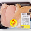 Winn Dixie Boneless Breast Cutlets tray