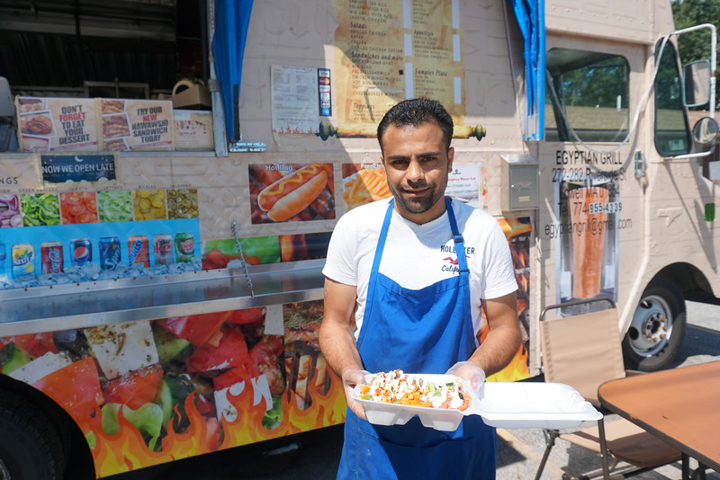 Food Trucks Deliver Diversity Deliciously Mng Low