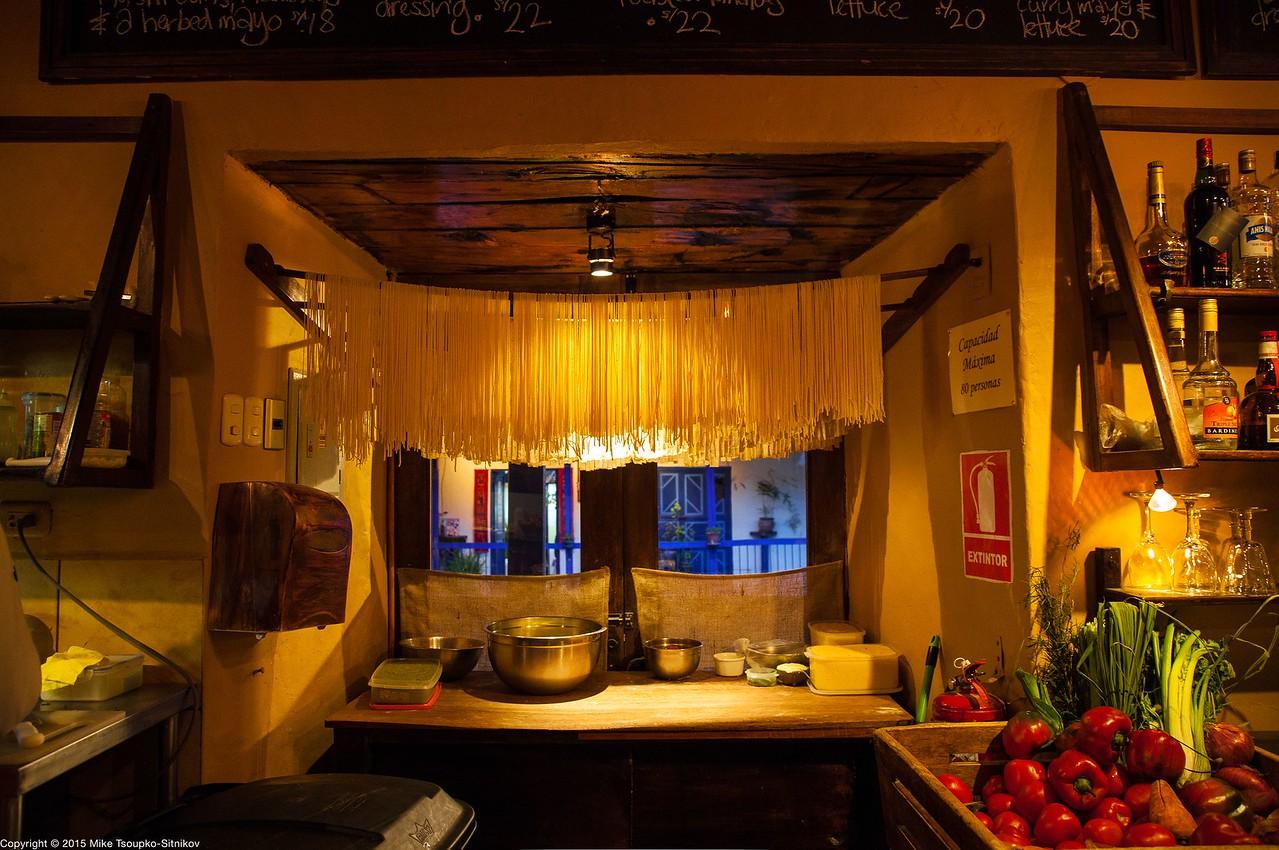 A Restaurant in Cusco