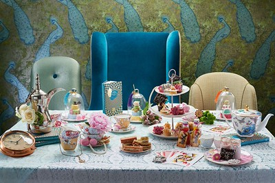 Alice in Wonderland Afternoon Tea at St James' Court, A Taj Hotel: Review