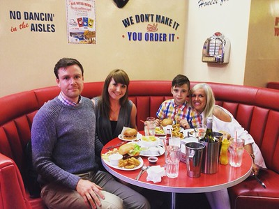 Ed's Easy Diner review