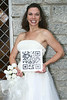 Quick Response (QR) Scan Code Meets Bridal Photo Shoot with Model Sandi (Photographer Dan Smigrod)