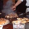 2005-2-12 Rokbonki : The Gang from Gandalf got together at a Japaneze Resturant.