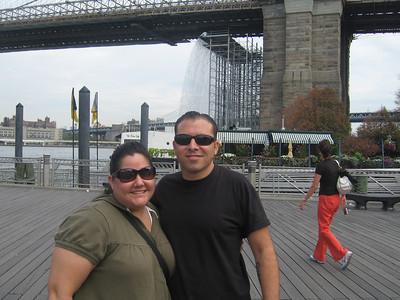 me and Tony!