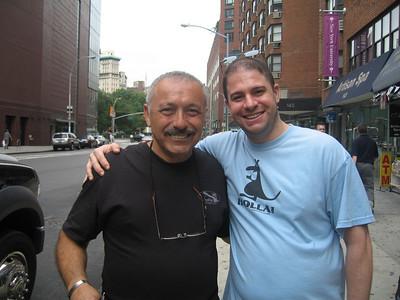 Tony's Uncle Louie & Pete