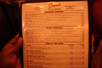 20090704 Shaw's Crab House 020