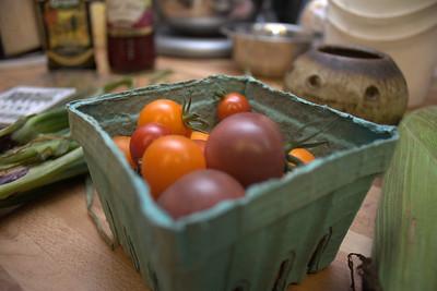 2010-08-12 Corn, Tomato, Chicken Salad