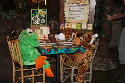 20100607 Rain Forest Cafe' - Wood field 017