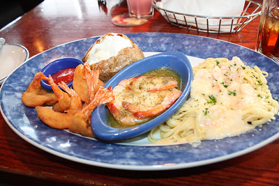 20110602 Red Lobster Lunch