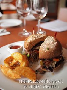 La Mancha Burger