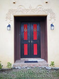 Model House Door