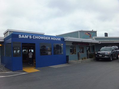 2012.05.26 Sam's Chowder House