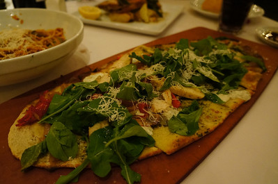 2013.10.08 Dinner @ Macaroni Grill