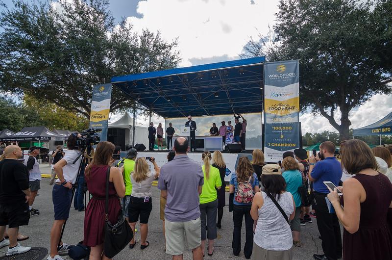 World Food Championships 2015, Kissimmee, Florida (Photographer: Nigel G Worrall)