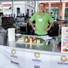 Chris Chamberlain at World Food Championships 2015, Kissimmee, Florida (Photographer: Nigel G Worrall)