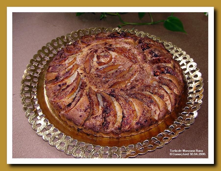 torta de susa