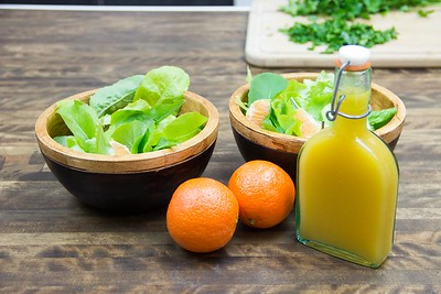 Mandarin - Honey Salad Dressing