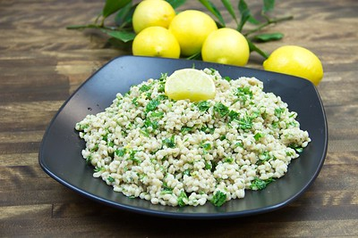 Lemon Barley