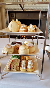 Vegetarian Afternoon Tea