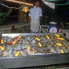 Catch of the Day for Dinner special Kho Phi Phi Thailand