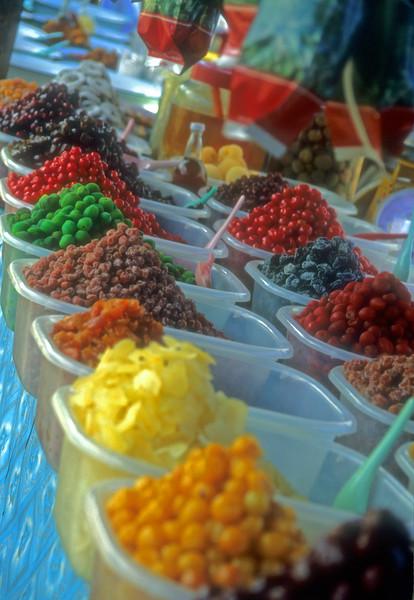 Dried Candied fruit Aou Nang Thailand