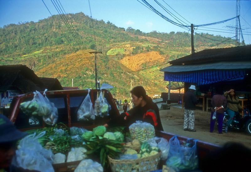 Vegtebale Truck Aou Nang Thailand