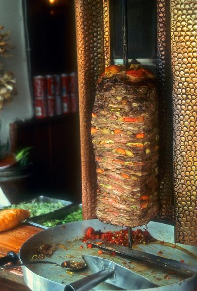 Lamb Kabob Bodrum Turkey
