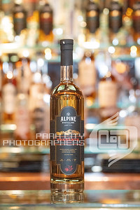 Alpine bottles and glass-09375