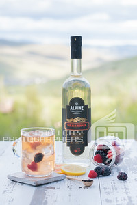 Alpine Outdoors - tea glass-09700