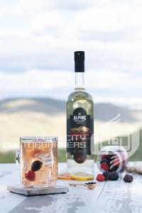 Alpine Outdoors - tea glass-09714