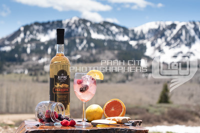 Alpine Outdoors - wine glass-09822