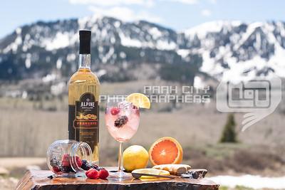Alpine Outdoors - wine glass-09819