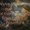 "Above all else, guard your heart,<br />     for everything you do flows from it.-<br /> Proverbs 4:23New International Version (NIV)<br /> <a href=""https://www.biblegateway.com/passage/?search=Proverbs"">https://www.biblegateway.com/passage/?search=Proverbs</a>+4&version=NIV<br /> <br /> <a href=""https://www.openbible.info/topics/guarding_your_heart"">https://www.openbible.info/topics/guarding_your_heart</a><br /> <br />  pt.2 Healing Codes -Another way to Heal the heart <br /> <a href=""http://letusreason.org/Nam48.htm"">http://letusreason.org/Nam48.htm</a><br /> <br /> <a href=""https://goodnewseverybodycom.wordpress.com/2015/12/06/deep-thought-why-doesnt-god-heal-everybody/"">https://goodnewseverybodycom.wordpress.com/2015/12/06/deep-thought-why-doesnt-god-heal-everybody/</a><br /> <br /> <a href=""https://goodnewshealthandfitness.wordpress.com/2017/11/08/cancer-types-how-to-fight-ovarian/"">https://goodnewshealthandfitness.wordpress.com/2017/11/08/cancer-types-how-to-fight-ovarian/</a>"