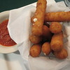"Cheese sticks at the Brick House (Morris, MN) during ""burger basket Tuesday "" (May 3rd 2017)"