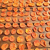 And this is what the apricots look like after they have dried.