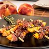 Sweet & Savory Grilled Summeripe Stonefruit Kabobs