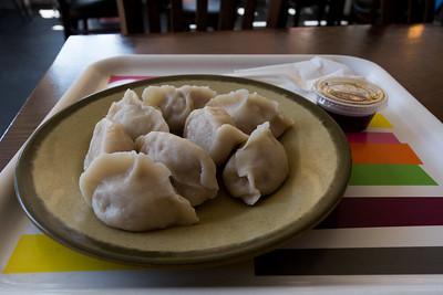 Steamed Pork Dumplings