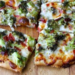Broccoli Pizza Recipe